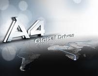 Audi A4 Global Drives