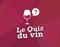 Le Quiz du vin - App