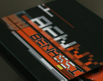 CD Packaging Design (Benny Benassi)