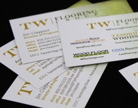 TW Flooring Group Branding Project