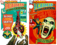 Deadman and the Flying Graysons