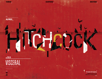 Ciclo Visceral / Alfred Hitchcock.