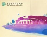YunTech Postcard Design