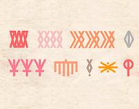 MAKATA / font