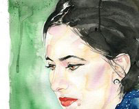 Portraits - Watercolor