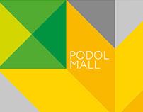 Podol Mall – Identity System & Naming