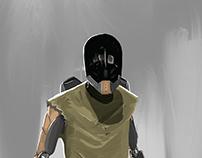 Mecha soldier