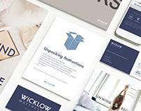Wicklow Mattresses - Branding