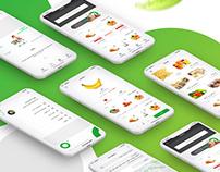 Baghali - UI design