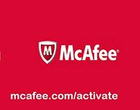 mcafee.com/actiavte