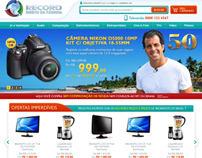 Record - Direto da Fábrica E-commerce
