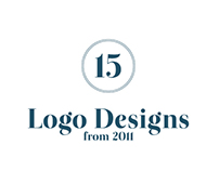 15 Logo Designs from 2011