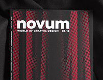 novum 01.18 »theatre«