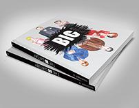 BIG   Magazine design
