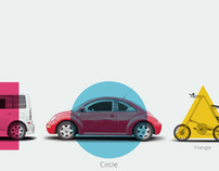 3 ICONIC Elements in Transportation Design