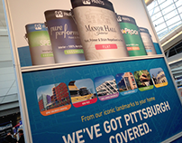 PPG Paints Booth - Pittsburgh Home & Garden Show