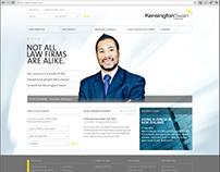 Kensington Swan's Website Design Collaboration