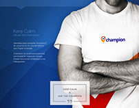 Air Liquide / Champion