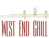 West End Grill and Pub Identity