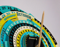 2013 Unconventional Calendar - Trecena