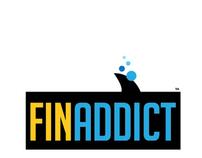 Fin Addict Logo!