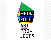 Media Pole Art Project 9