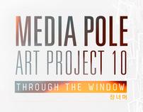 Media Pole Art Project 10