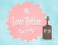 Love Potion (Typefamily)