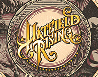 Hatfield Rising - Album Cover Design