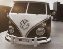 Volkswagen 2012 campaign / Microbus Bully