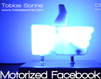 Motorized Facebook Thumb