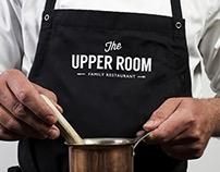 The Upper Room - Branding