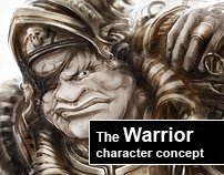 The Warrior (character concept)