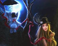 Let me guide you in Wonderland