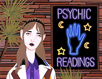Psychic Readings / Miu Miu