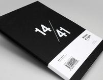 14/41 - 14 Years 41 Logos Book