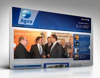 Agira: Diseño y desarrollo web