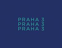 Praha 3 /logo a vizuální identita/