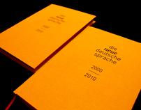 Diploma Project: Die Neue Deutsche Sprache