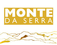 Monte da Serra Wine Label