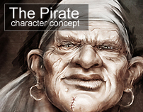 The Pirate (character concept)