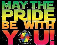 2015 Rochester Pride Campaign