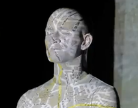 Human Face Video Mapping - Samsung (By Excentric team)