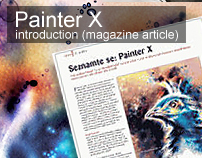 Introduction to Painter X (article)