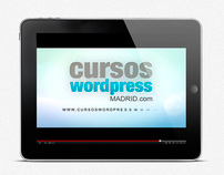Promotional video | cursoswordpressmadrid.com