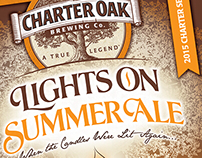 Charter Oak Brewing Co, beer