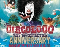 Circoloco Graphic Season 2011-12