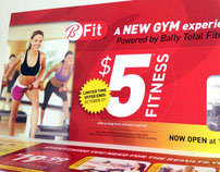 BFit- $5 Fitness Direct Mail