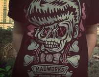 Madworks Bangkok Clothing