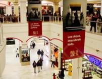 Alvaro Guerrero presents Los Arcos Mall